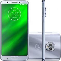 Smartphone Motorola Moto Plus Dual Chip Android Oreo - Tela Octa-Core GHz Câmera 12 + (Dual Traseira) - Azul Topázio Smartphone Motorola, Smartphone Deals, Wi Fi, Oreo, Usb, Android 9, Iphone, Samsung Galaxy, Shopping
