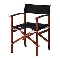 SIARÖ Director's chair - IKEA £25