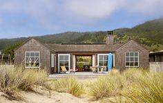 Stinson Beach House in Stinson Beach, California  (ScavulloDesign)