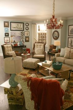 House of Turquoise: Great Paint Color and decor
