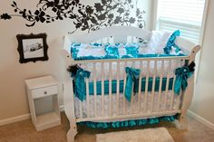 Custom Baby Bedding 3 pc Crib Set. Custom Design your Dream Crib Set or Big Girl Bedding Flexible Payments available