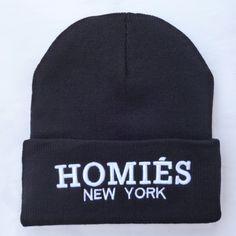 HOMIES NEW YORK B... http://www.jakkoutthebxx.com/products/winter-fashion-embroidery-hiphop-beanies-homies-new-york-knitted-hats-for-women-men-cap-gorro-touca-black?utm_campaign=social_autopilot&utm_source=pin&utm_medium=pin  #wanelo #shoppingtime #whattobuy #onlineshopping #trending #shoppingonline #onlineshopping #new