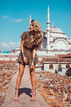 Linda na Turquia | Linda de Morrer