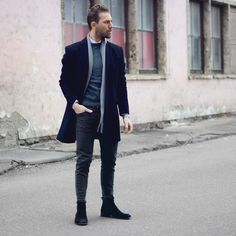 Get this look: http://lb.nu/look/8121016  More looks by Mali Karakurt: http://lb.nu/malikarakurt  Items in this look:  New Look Coat, H&M Scarf, H&M Sweater, Olymp Shirt, Calister Watch, Zara Jeans, Shoethebear Boots   #dapper #minimal #street