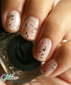 Glitter and Nails: Argenté