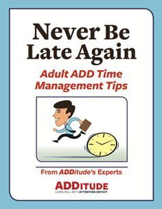 Time management tips that work for ADHD adults. Get the FREE download now!