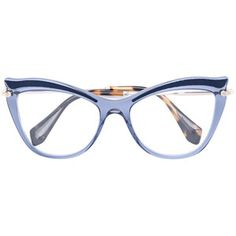 d7db7cadc3767 Miu Miu Eyewear cat-eye glasses