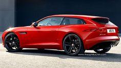 Jaguar F-Type Shooting Brake  I like - http://extreme-modified.com/