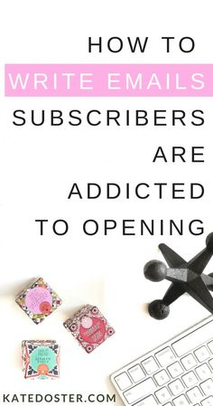 How to get your email subscribers addicted to opening your emails #emailmarketing #onlinebusinessinspiration
