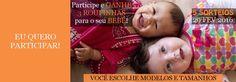 Sorteio Bebê e Arte Brasil https://www.sorteiefb.com.br/tab/promocao/523928