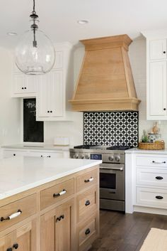 french decor ideas modern french country kitchen hood and lighting How To Choose The Right Furnace H Modern French Country, French Country Kitchens, French Country Living Room, French Country Farmhouse, French Cottage, Rustic French, French Style, Modern Rustic, Kitchen Hoods