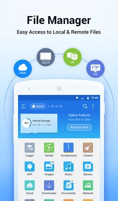 ES File Explorer File Manager v4.1.6.9.5 [Mod] 	Requirements: 4.0+ 	Overview: Free, Safe, Simple, Manage your files efficiently and easily with ES File Explorer (File Manager)!   	  	ES File Explorer (File Manager) is a full-featured file (Images, Music, Movies, Documents, app) manager...