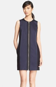 rag & bone 'Prospect' Zip Sheath Dress available at #Nordstrom