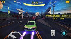 เกมส์ Asphalt 8: Airborne เกมส์นี้เป็นเกมส์แนวแข่งรถครับ โดยมีทั้งหมดที่แข่งกับคอมและโหมดที่เราสามารถแข่งรถกับเพื่อนๆ ได้อีกด้วยครับ โดยมีด่านต่างๆ ให้เราเลือกแข่งมากมาย รวมไปถึงยังสามารถทำการเปลี่ยนสีรถของเราได้อีกด้วยครับ