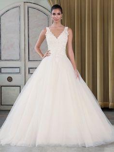 Свадебное платье Justin Alexander Couture модель 9793 | BRIDES - Салон свадебных…