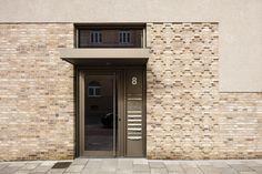nl.petersen-tegl.dk referenties Architecture Concept Diagram, Brick Architecture, Architecture Details, Brick Art, Brick Detail, Window Detail, Beech Tree, Brick Facade, Brick And Mortar