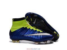 f733f0b2605d Womens Nike Mercurial Superfly FG - Blue Lagoon/White/Volt Predator  Football Boots,