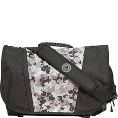 """Buy the Sumo 16"""" Sumo Messenger Bag at eBags - experts in bags and accessories since 1999.  We offer easy returns, expert…"""