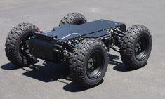 Wheeled Platform | AMBOT | American Robot Company