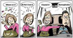 Nomophobia or Smartphone Addiction: