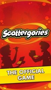 Scattergories is the official app of the popular board game and more fun than ever. Click the image for our full review.