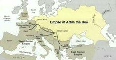 Atilla's Empire