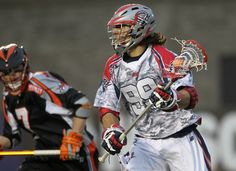Rabil playing for the Boston Cannons