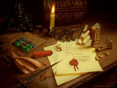 Spy Kit - MtG by AaronMiller.deviantart.com on @DeviantArt