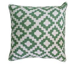 Peter Dunham Textiles Peterazzi Green Pillow