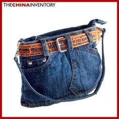 GIRL WASHED LIGHT BLUE DENIM SNATCH AND GO BAG D5105B 3 Stone Diamond Ring, Go Bags, Blue Denim, Light Blue, Pants, Fashion, Trouser Pants, Moda, La Mode