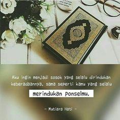 Dapat salam tuh dari Al-Qur'an