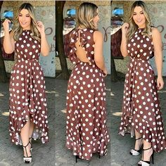 Sexy Dresses, Casual Dresses, Casual Outfits, Fashion Dresses, Older Women Fashion, Girl Fashion, Ethnic Dress, Diy Dress, Beautiful Saree