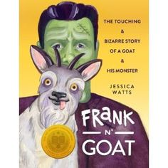 #Book Review of #FrankNGoat from #ReadersFavorite - https://readersfavorite.com/book-review/frank-n-goat  Reviewed by Marilla Mulwane for Readers' Favorite  Frank N' Goat by Jessica Watts is a morbidly sweet story of ever after friendship with a great lesson about lightning and kites. Frank is a monster that everyone hates, and Goat is a goat. Together, the two form a bond and become BFFs. That is, until Goat dies. Throughout the story, Watts fills the pages with simple, cartoon-like…