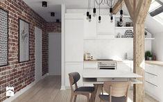 Kuchnia styl Skandynawski - zdjęcie od Illa Design