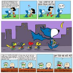 The Line it is Drawn #161 – The Funny Pages, Line it is Drawn Style!
