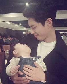 he will be a good father