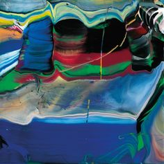Ifrit, 2010 by Gerhard Richter