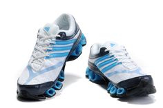 on sale 371f2 c89ed Adidas Titan Bounce Couple White Royal Blue G12845 Adidas Running Shoes, Adidas  Shoes, Fashion