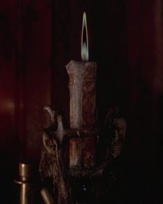 Image result for black flame candle