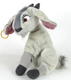 Hunchback Of Notre Dame Djali Goat Plush Stuffed Toy Applause Disney Stuffed Toy, Stuffed Animals, Dinosaur Stuffed Animal, Goat Toys, Disney Plush, Plushies, My Ebay, Notre Dame, Goats