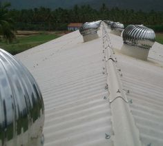 Air Comfort Systems is a manufacturers, exporters and suppliers of ventilators, Roofing Ventilators, Sheet Roofing Ventilator, Roof air Ventilators in Bangalore, Hyderabad, Chennai, India.
