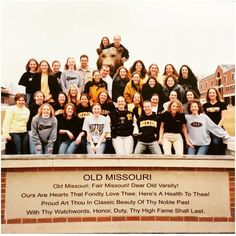#TBT to graduation from PT school 2003. Miss this group! We had many laughs and memories. #PT #mizzou #universityofmissouri #2003 by strongxfitchic http://ift.tt/1qvHfWQ - http://ift.tt/1HQJd81