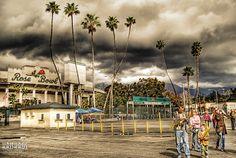 Rose Bowl.  Pasadena, California