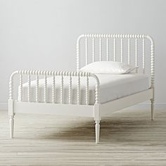 Jenny Lind Kids Bed (White) | The Land of Nod