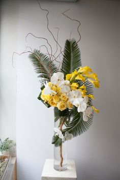 Corporate Office Flowers Nyc, Weekly Flowers Nyc, Modern Floral Design,  Rachel Cho Floral