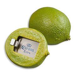 Corona Lime Bottle Opener