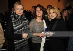 Jennifer Saunders, Francesca Annis and Felicity Kendal attend the press night of 'Cinderella' at Sadler's Wells on December 2010 in London, England. Get premium, high resolution news photos at Getty Images Female Actresses, Actors & Actresses, Felicity Kendal, Francesca Annis, Lillie Langtry, Jennifer Saunders, Beautiful Old Woman, Night Pictures, Older Women