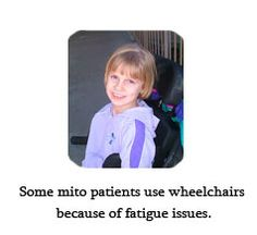 """This area of our site is dedicated to helping families, teachers and schools navigate the complex world of mitochondrial disease. Because the symptoms of """"Mito"""" are so varied and each child is uniquely affected, working with children affected by mitochondrial disease can be especially challenging."""