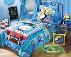 69 Best Thomas The Tank Engine Bedroom Images On Pinterest