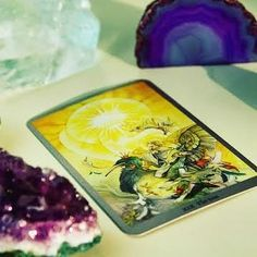 Daily #Tarot Reading for September 2: The Sun When what has seemed confusing becomes perfectly #clear when we are physically emotionally and spiritually #revitalized when things are taking a #happy turn and we feel literally #enlightened we feel the #warm life-giving rays of The #Sun. The universe is #celebrating the #milestones you've achieved by clearing the way and moving things along. Yes the #Universe is conspiring in your favor. Expect the heat of #attention now  you are being asked to…